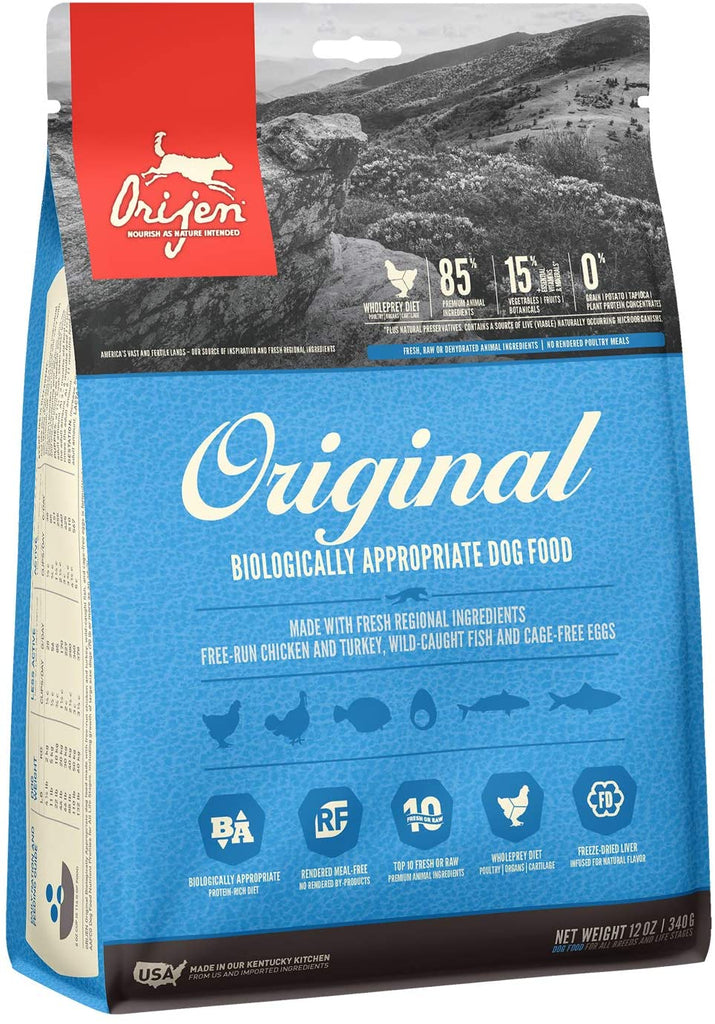 Orijen Puppy 12oz Trial
