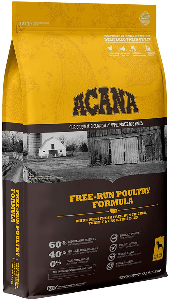 Acana Dog FreeRun Poultry 4.5#