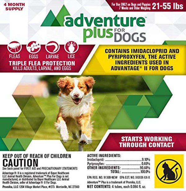 Adventure Pls Dog  21-55#