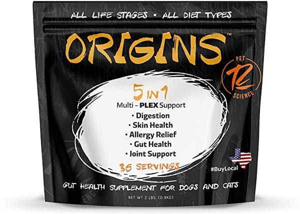 Origins 5in1 Supplement .5lb