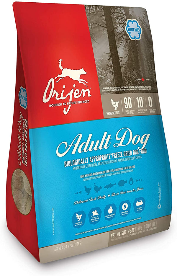 Orijen Dog Freeze-Dried Original 16OZ