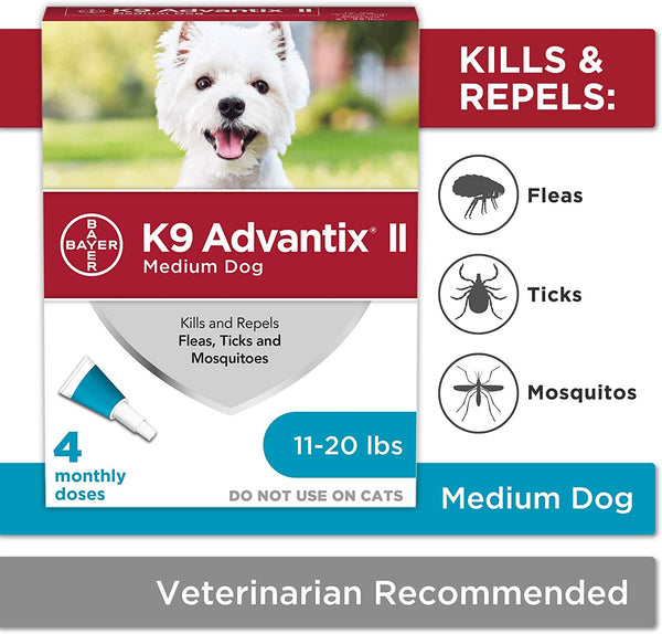 Advantix II Dog 11-20 lb