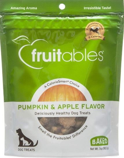 Fruitables Pumpk Apple Trt 7oz