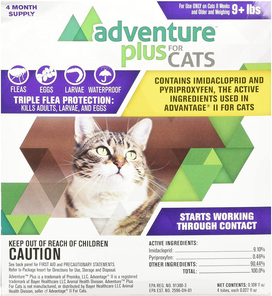 Adventure Plus Cat 9# < 4dse/p