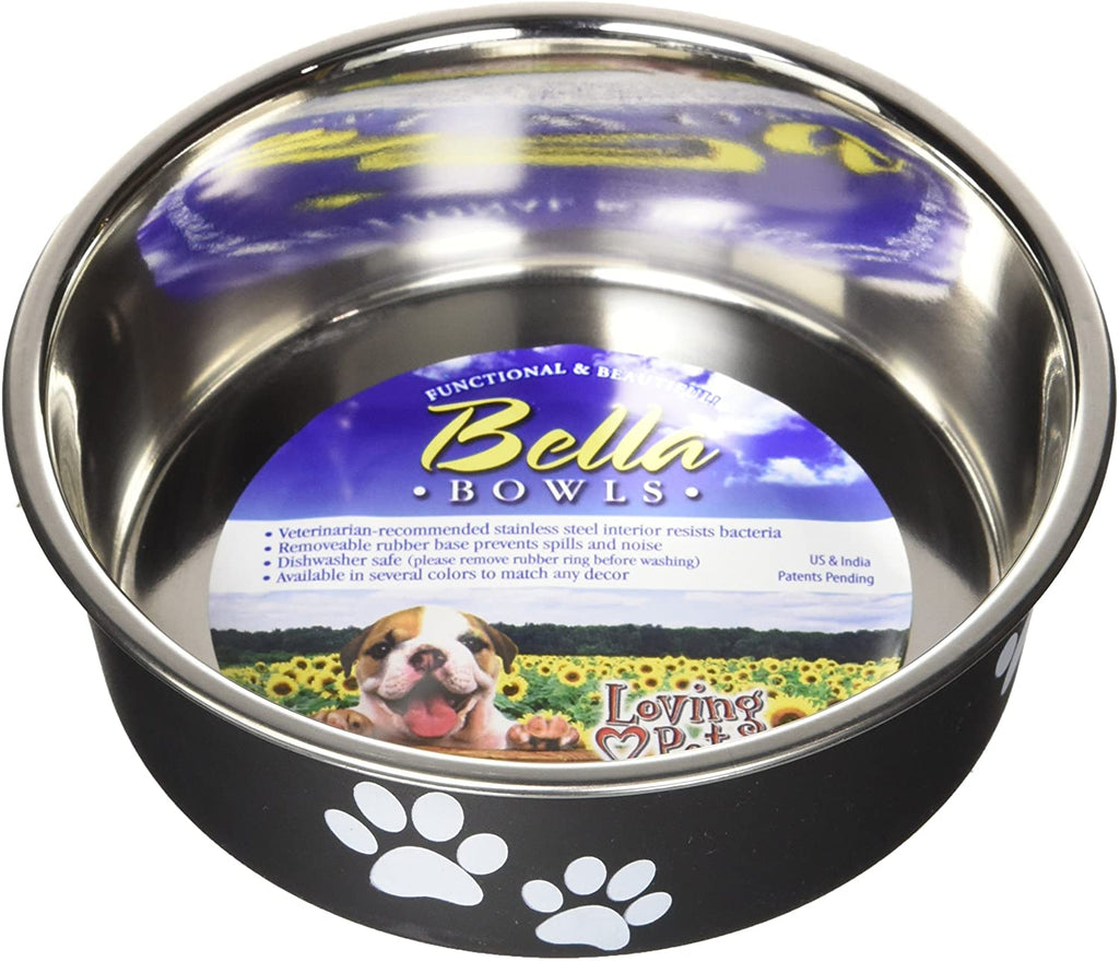 Bella Bowls Black Small