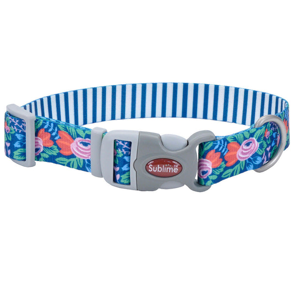 Sublime® Adjustable Dog Collar
