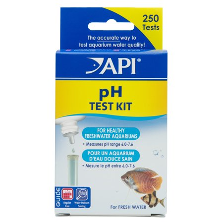 API Freshwater  PH Kit Mini - 250 Tests