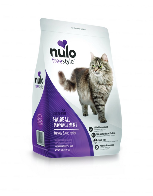 Nulo FreeStyle Hairball Tur 12lb