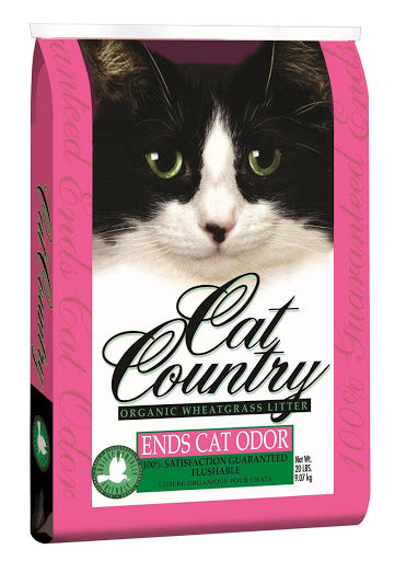 Cat Country Litter  40