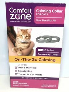 Far Comft Zone Calm Collar 2pk