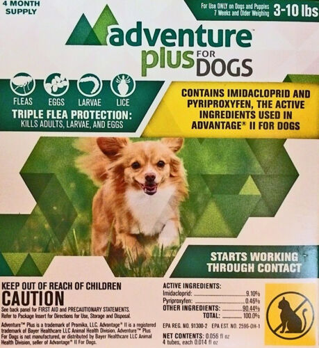 Adventure Pls Dog 3-10lb