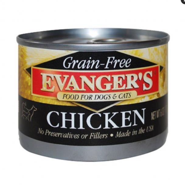 EVG 100% Chicken 6oz