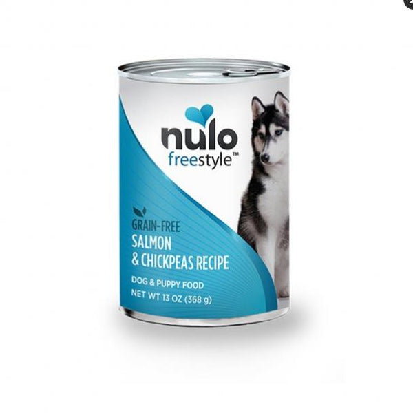 Nulo Dog Grain Free Salmon 13oz Can