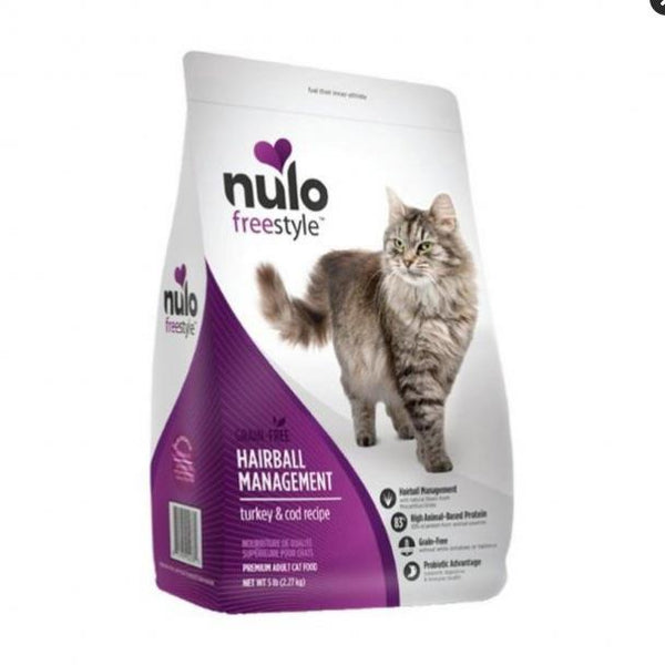 Nulo FreeStyle Hairball Turkey 5lb