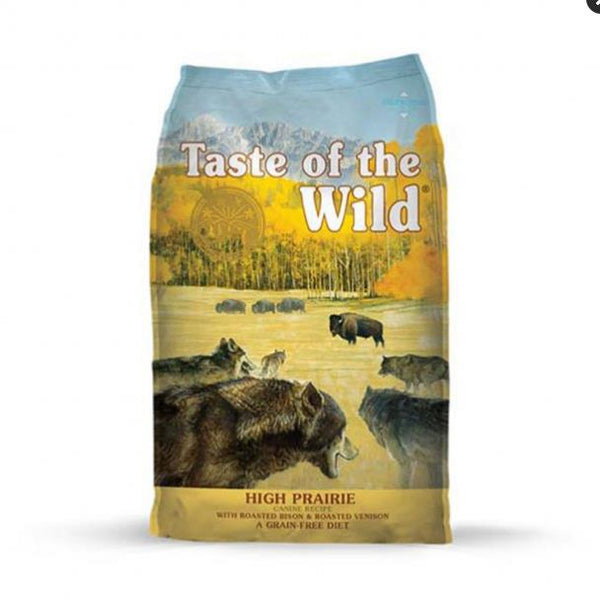 Taste of the Wild High Prairie Dog 28lb