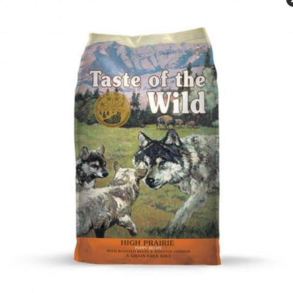 Taste of the Wild High Prairie Puppy 28lb