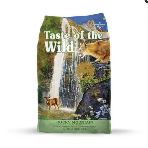 Taste of the Wild Rocky Mountain Cat 14lb