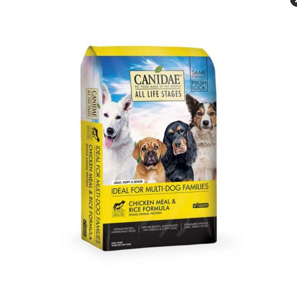 Canidae Chicken/Rice 15#