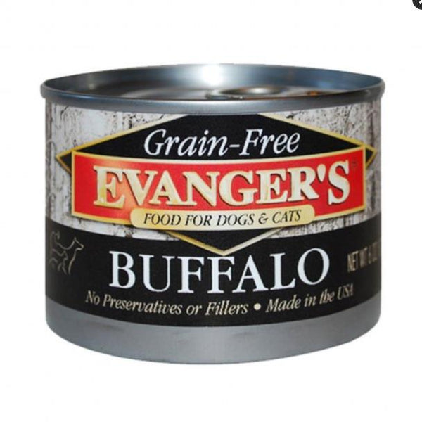 EVG 100% Buffalo 6oz