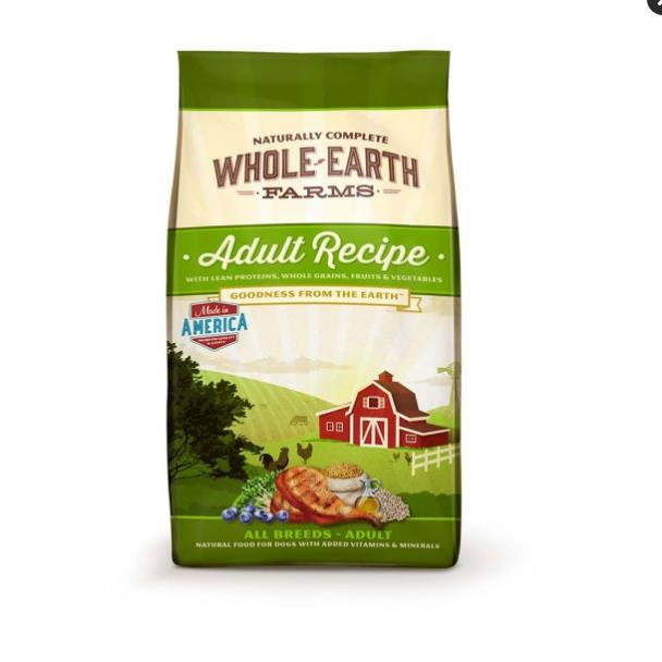 Mer Wef Adult Recipe Dog 25lb