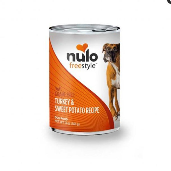 Nulo Dog Grain Free Turkey 13oz Can