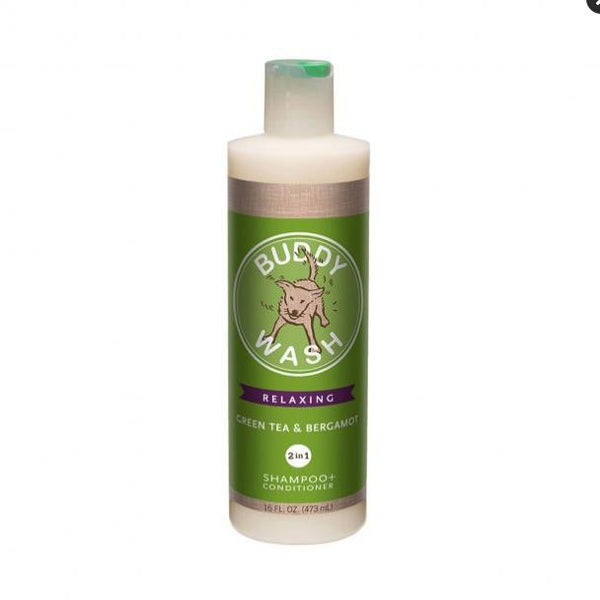 Cloud Star Dog Shampoo Green Tea 16oz