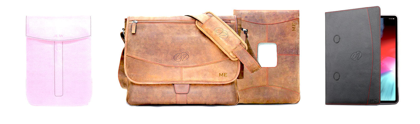 MacCase Custom Leather MacBook Pro Cases
