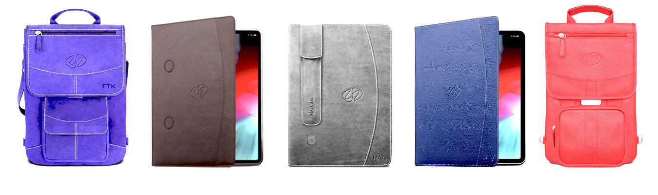 Leather Custom iPad Cases
