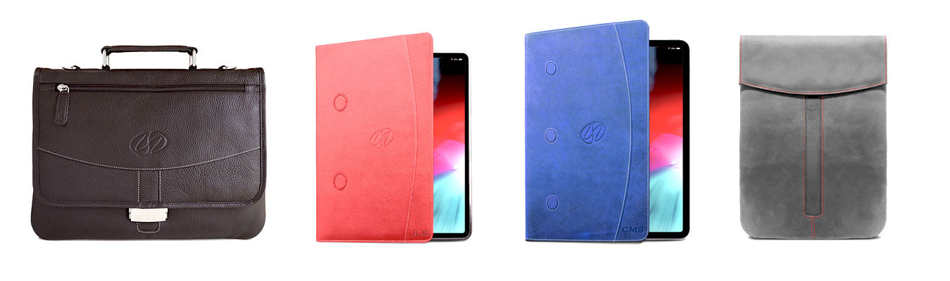 MacCase Custom Leather iPad Cases