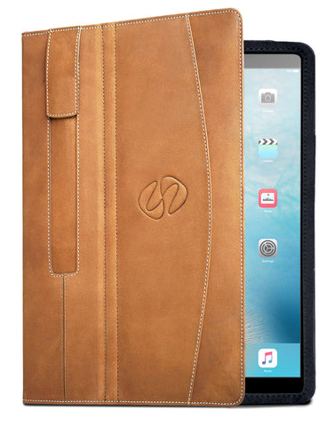 The new Premium Leather iPad Pro cases from MacCase