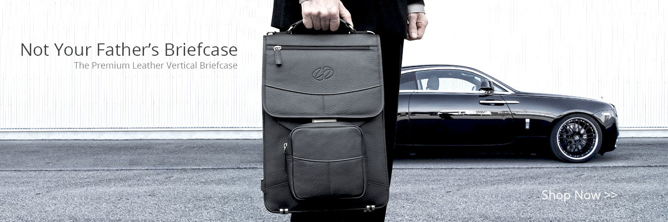 premium leather briefcase and backpack by maccase