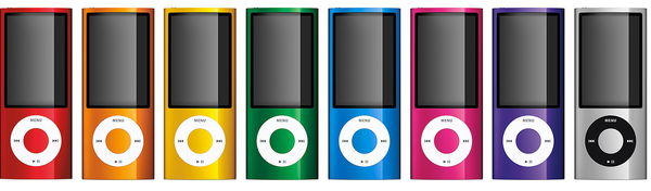 iPod Nano- 5th Generation