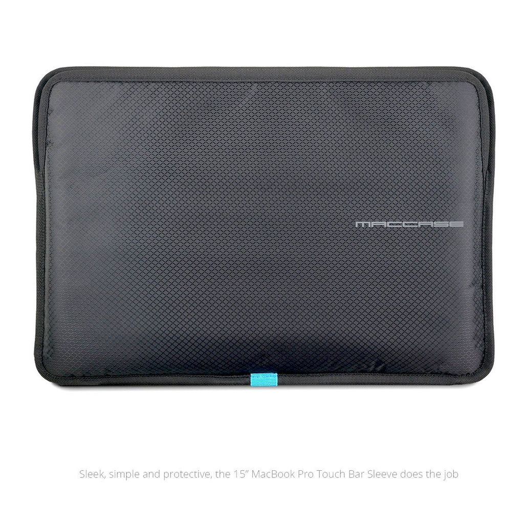 15 MacBook Pro Touch Bar Sleeve - Front