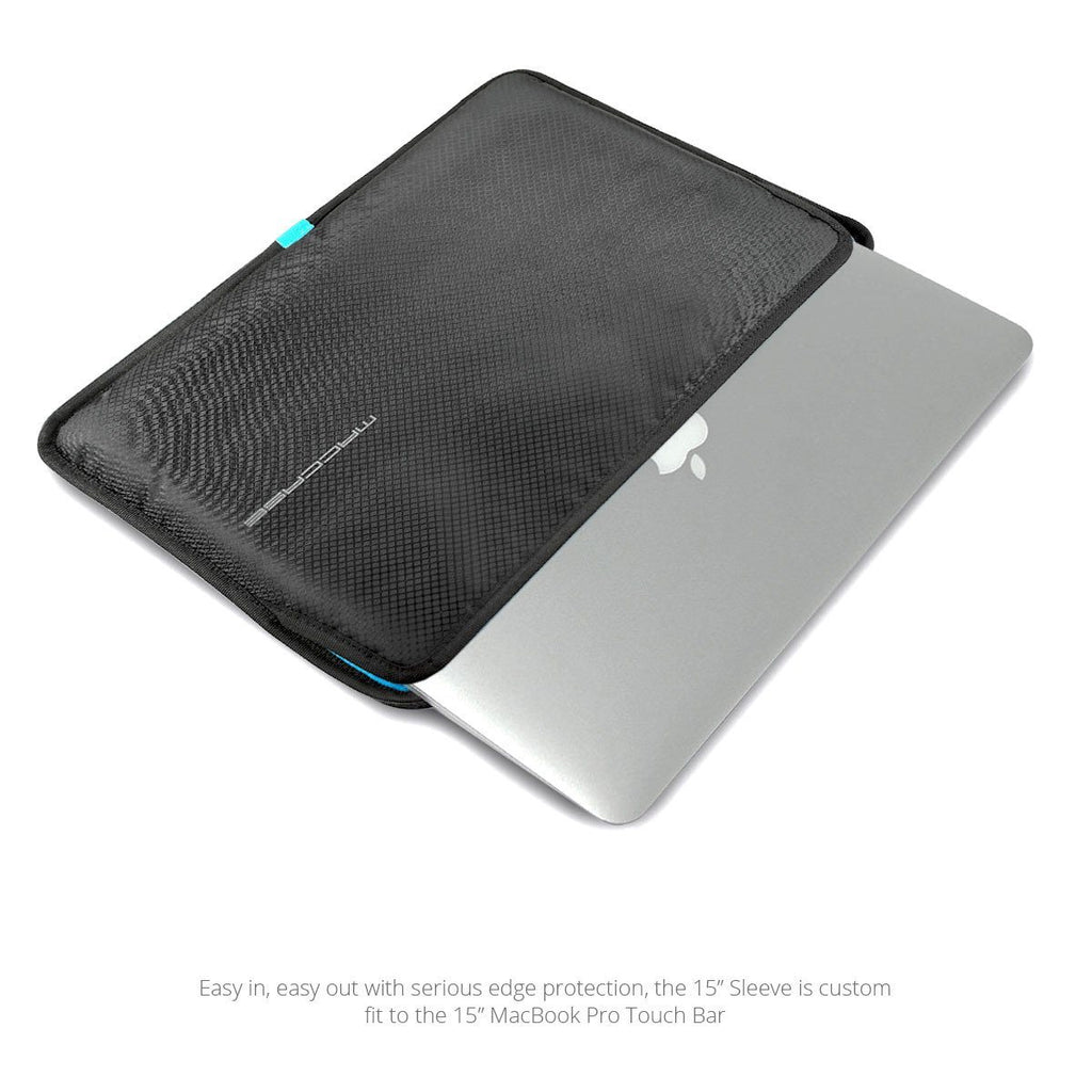 15 MacBook Pro Touch Bar Sleeve with 15 MacBook Pro
