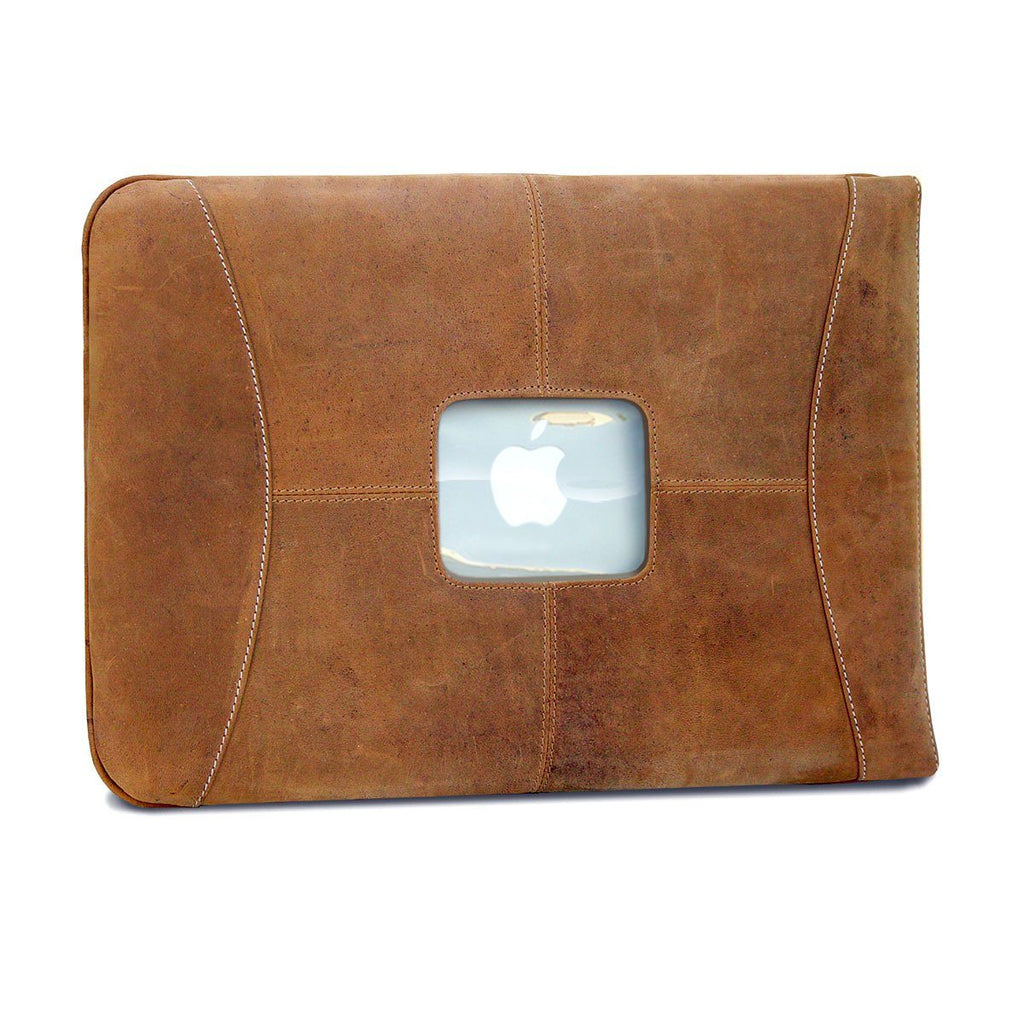 Swatch-Vintage The MacCase Premium Leather MacBook Pro 16 inch Sleeve