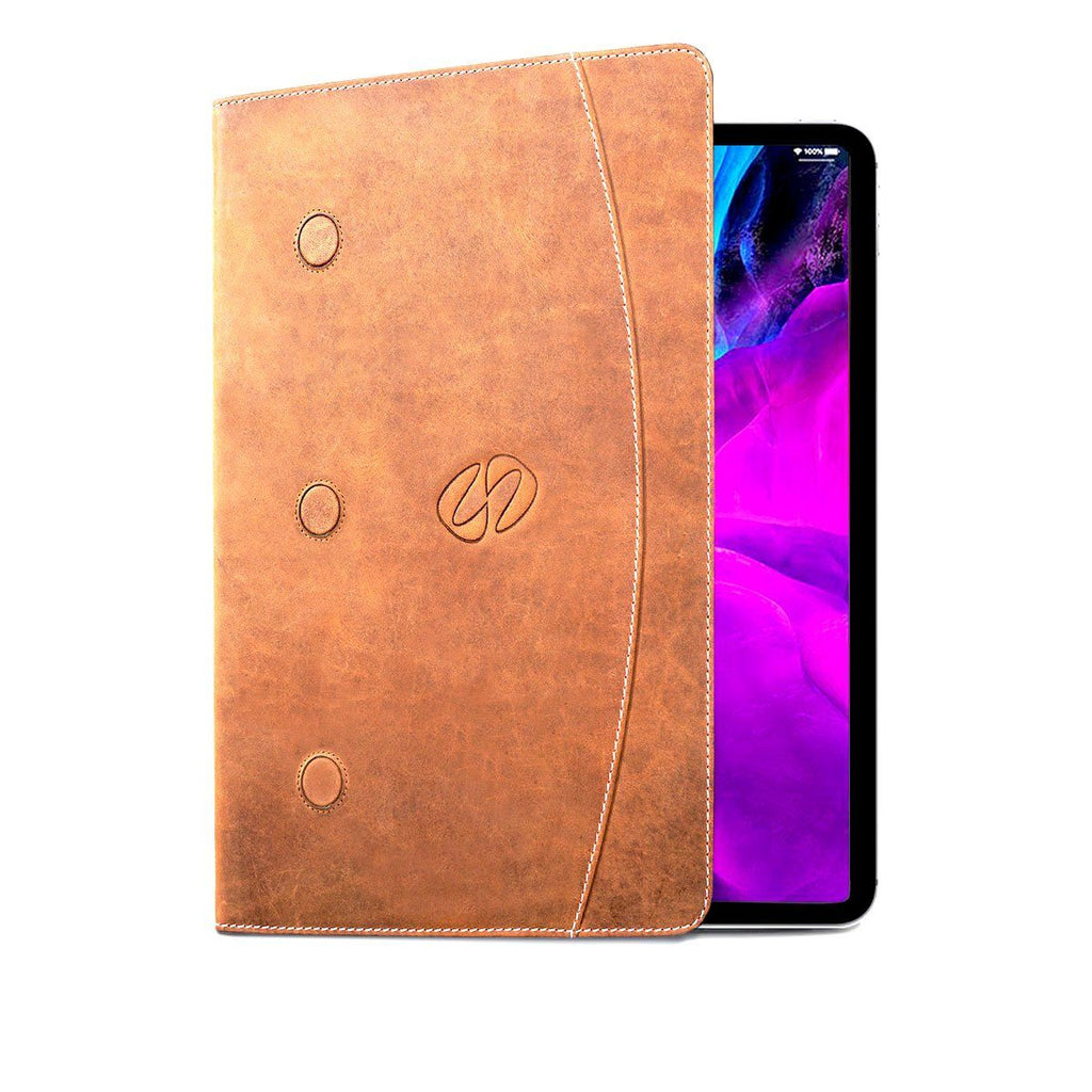 Stunning Leather Ipad Pro 12 9 4th Generation Case By Maccase