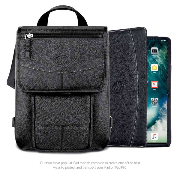 Premium Leather iPad 9.7 Cases Bundle