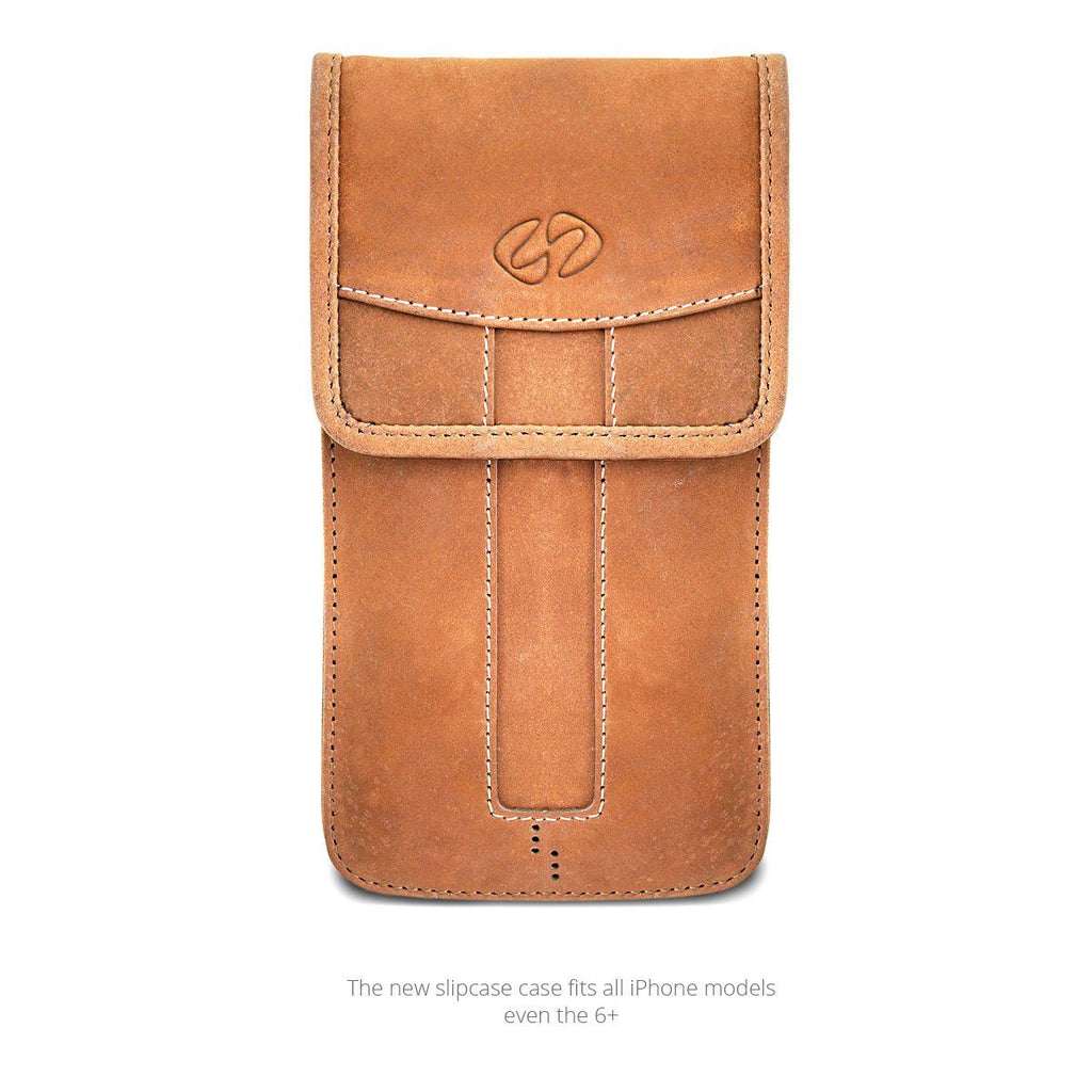 MacCase Premium Leather iPhone Case