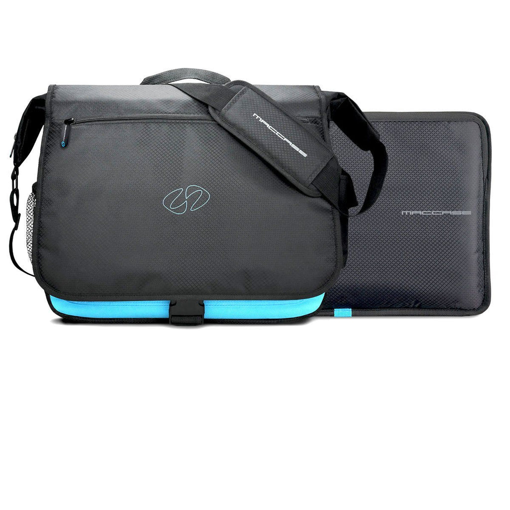 Front view of the 16 MacBook Pro Messenger Bag