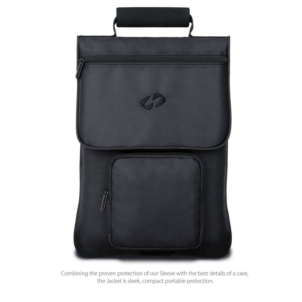 MacCase MacBook Pro Cases - Jacket Front View apple laptop cases