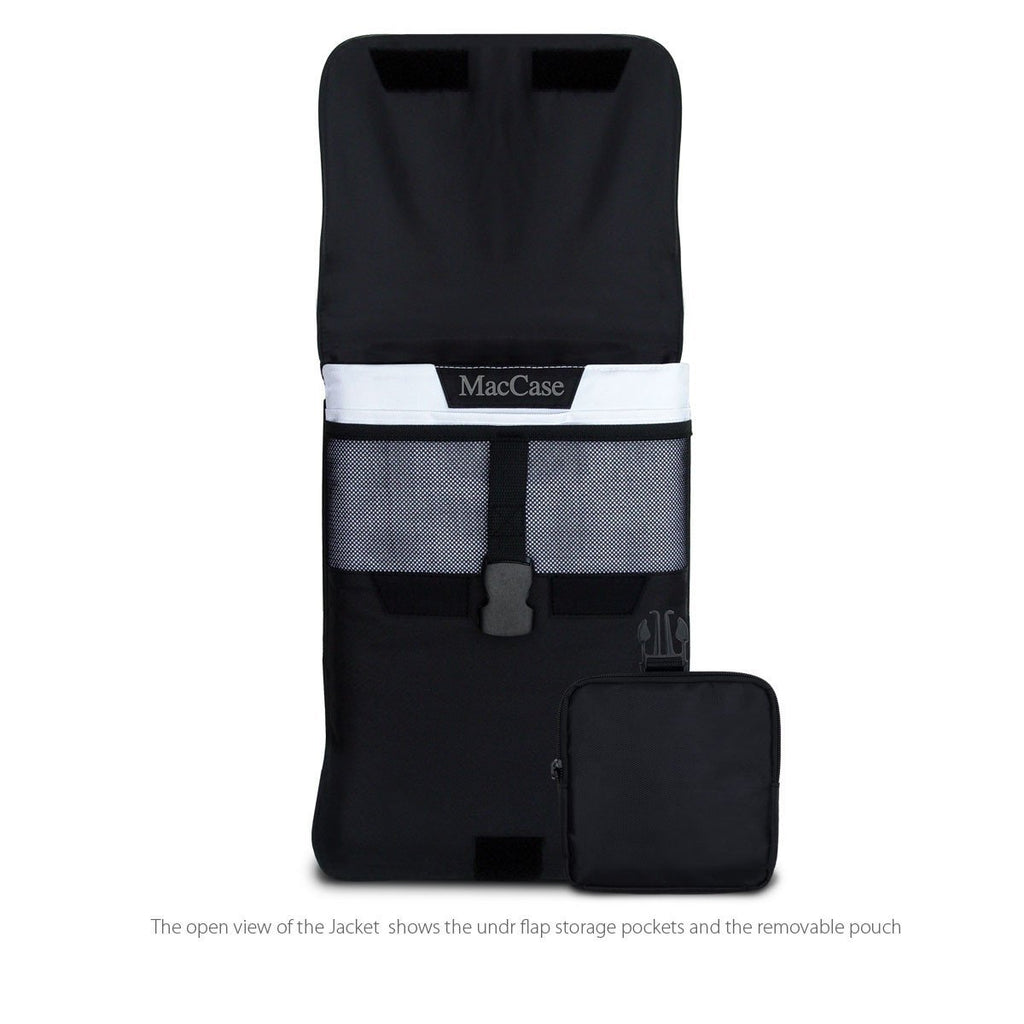 MacCase Jacket Open View