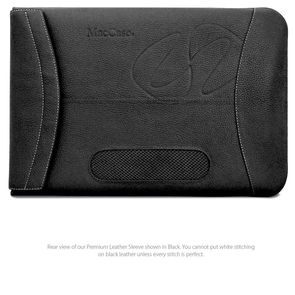 MacCase MacBook Air Sleeve - rear view