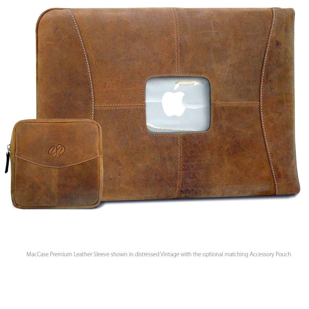 The best leather macbook pro sleeve by maccase