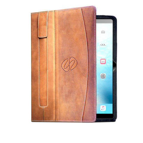 Swatch-Vintage The MacCase Premium leather iPad 9.7 case