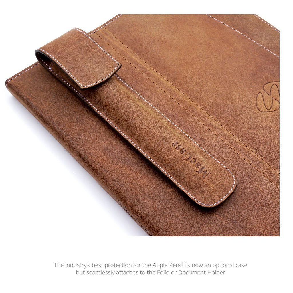 buy popular 53075 b08c0 Premium Leather iPad Pro 11 Case