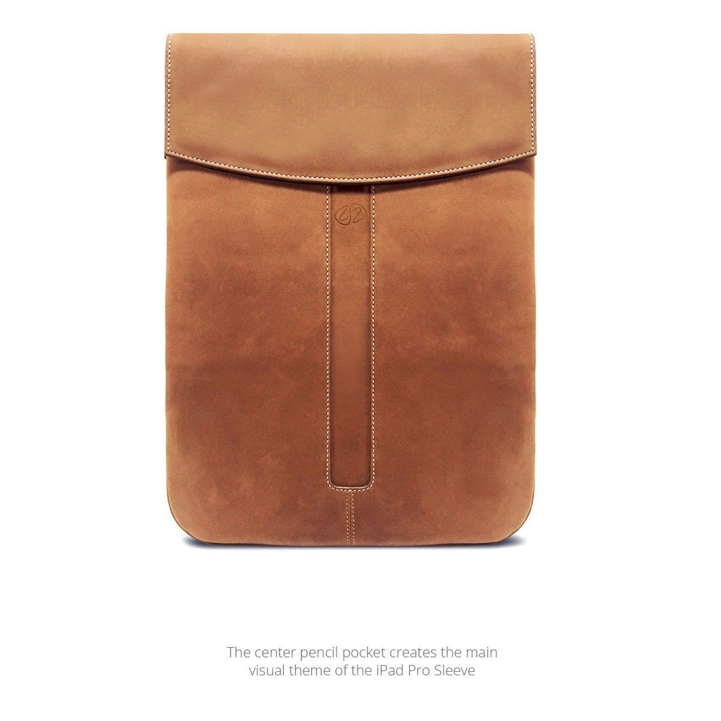 Swatch-Vintage MacCase Premium Leather iPad Pro Sleeve