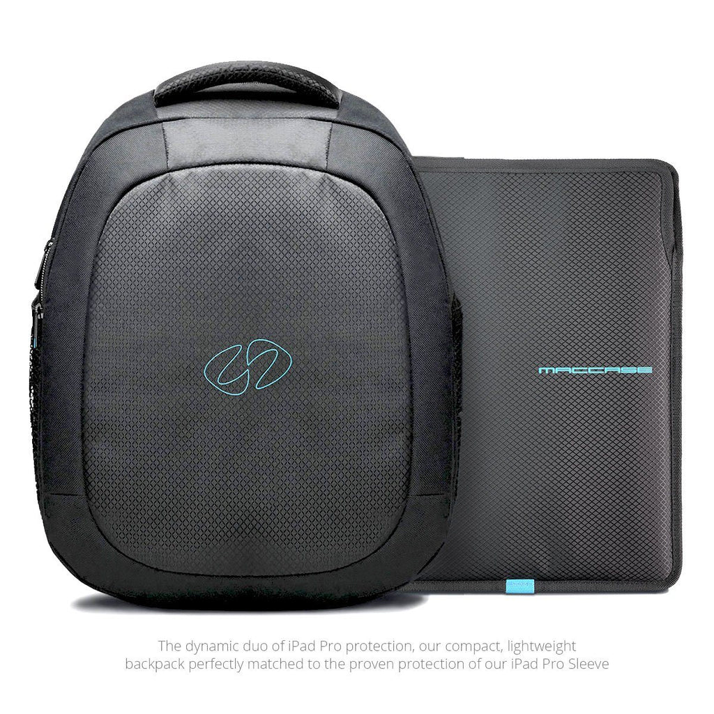 The MacCase iPad Pro 12.9 Backpack
