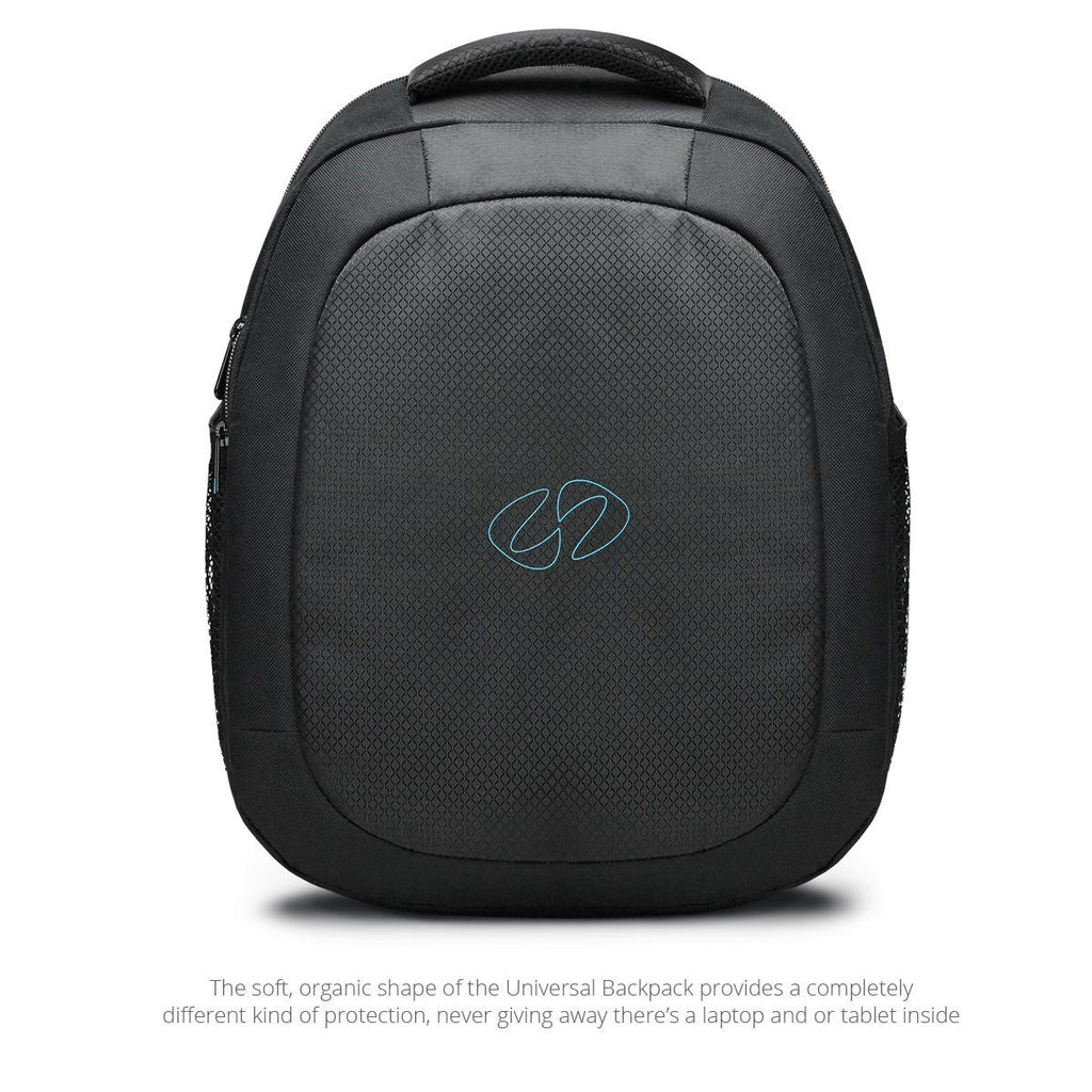 Front view of the MacCase Laptop Backpacks