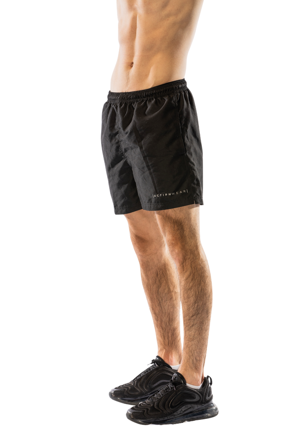 ActiphWear Gym Shorts - Black