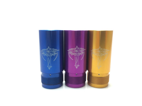 Anodized Nemesis Tube 18350
